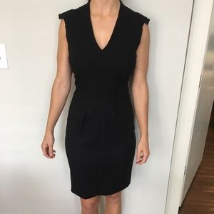 Helmut Lang Sexy black dress